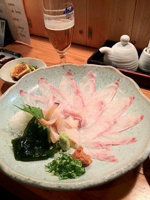石鯛とミル貝